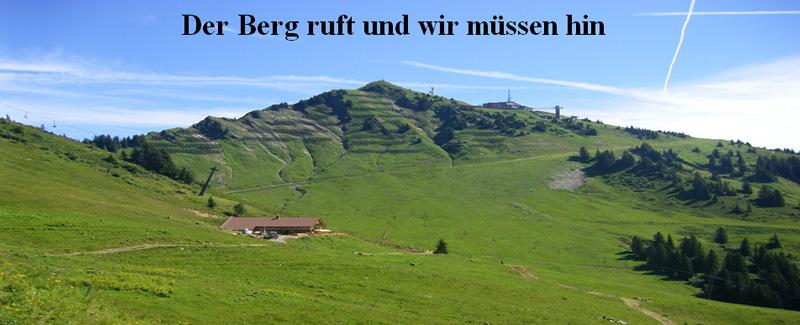 Panorama Hüttenwochenende
